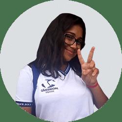 Lara Reis - 2º lugar Turismo na UFRN
